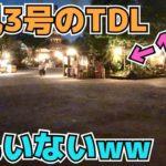 【衝撃映像】台風3号のディズニーランドがガラガラ過ぎたww【2019.6.28】