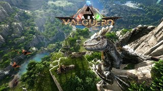 【ARK】新マップ実装!Valgueroの世界を見に行くぞ!【PC版:ARK Survival Evolved】【月冬】
