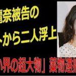 小嶺麗奈被告ルートで2人浮上「お笑い界の超大物」薬物逮捕迫る!