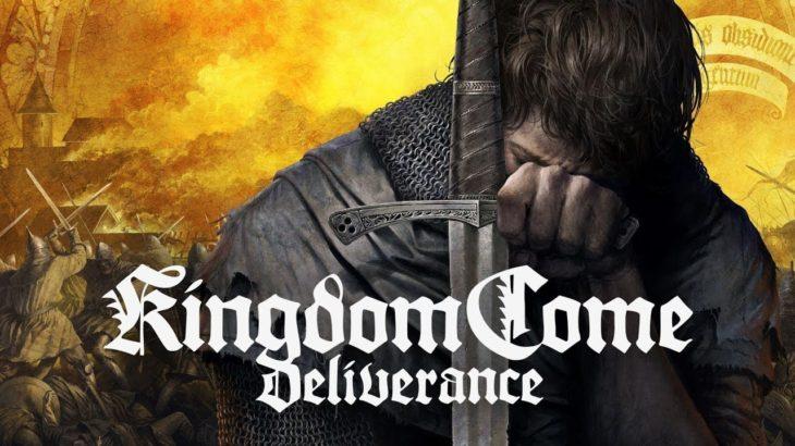 【PS4】『キングダムカム・デリバランス 完全日本語版』~神聖ローマ帝国の壮大な冒険!~