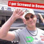 """人気フードトラックの接客対応にスティーブがブチ切れ!?ビバリーヒルズのカーショーで食レポしてみた!Screwed Over in Beverly Hills """"Samurai"""" Food Truck"""