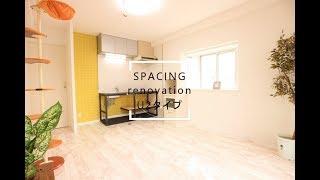 仙台の賃貸マンション、ペット可アパート、リノベーションのお部屋探しは不動産スペーシング renovation U2タイプ 360度動画