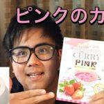 【ピンクのカレー】食レポ出来ない奴がピンク色のカレーを紹介したら全然伝わらなかった