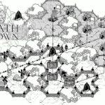 Death Crown – シンプルなモノクロストラテジーゲーム【実況】