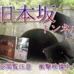 【心霊スポット】旧本坂トンネルに行ったら衝撃映像が撮れた