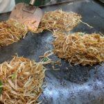 日田やきそばの名店 想夫恋 横浜青葉店 食レポとその焼き方映像
