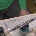 フジミ模型・艦NEXT新作 軽巡洋艦球磨レビュー製作