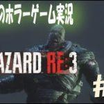 #2【ホラーゲーム実況】ルルナルの 『BIOHAZARD RE3』