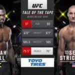 [BTCLOD.COM] Uriah Hall vs. Sean Strickland Full Fight Highlights _ UFC Vegas 33 Hall vs. Strickland-720p.mp4
