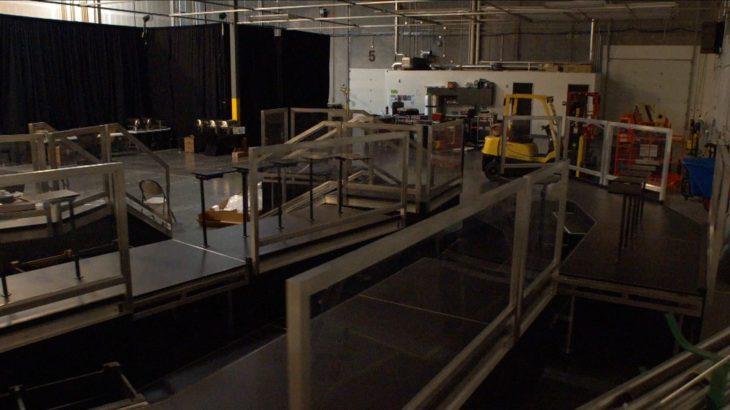 Cablecam Test UFC Apex.mov
