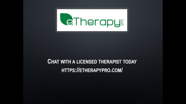 How should you treat a patient who is suffering from extreme depression, anxiety and stress – eTherapypPro.wmv