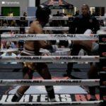 limpio Hijo de una leyenda de la UFC y la MMA y firma este KO en 5 segundos para reventar al rival.mov