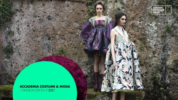 Accademia Costume & Moda Fashion show