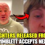 BREAKING: Four UFC fighters are not longer part of the UFC roster, Paddy Pimblett accepts callout