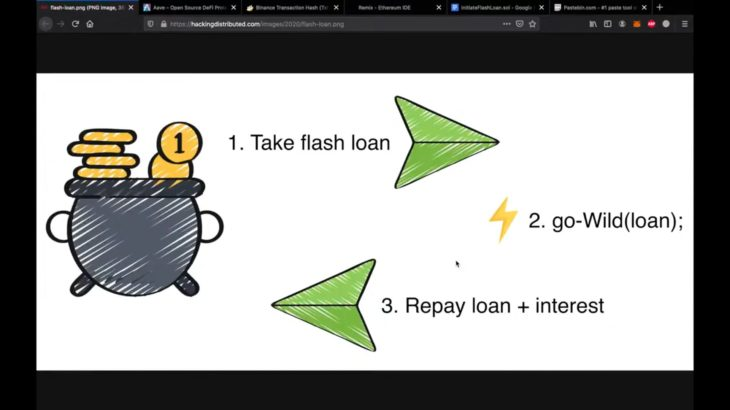 How to Flash Loan Attack on Pancakeswap Explained