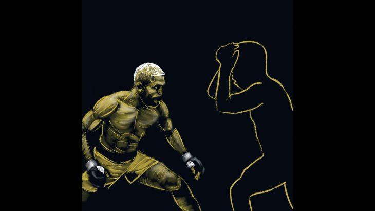 UFC 255 – Figueiredo animation